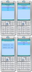 پروژه مدیریت ترمینالها برای موبایل با جاوا
